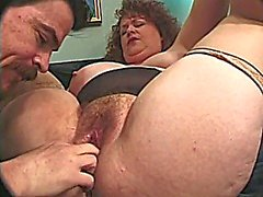 Grosse Mature Gets Fucked