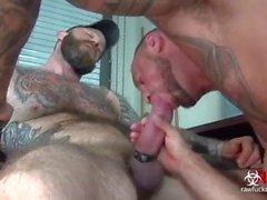 Tomando Fat Daddy Dick