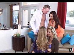 3 Herrliche Pussies Nicole Aniston, Nikki Benz, Phoenix Marie