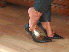 Zapato exquisito