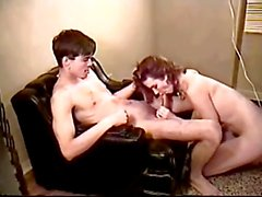 Vintage Sex Tape Of Two Amateur Teens Fucking !