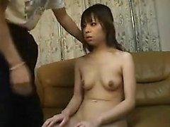 Aasian amatööri tyttöystävä antaa blowjob pov HD