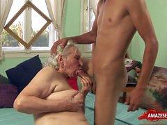 Big tits pornstar oral and cum in mouth