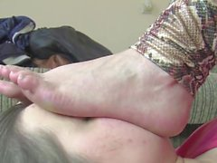 Footstool for Mistress