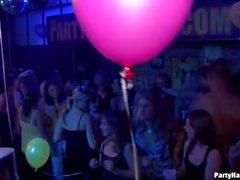 Fiesta för electrica från droga J post sexo
