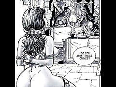 Erótica Fetiche sexual Fantasia Comics
