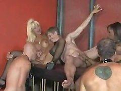 4 guys, 7 dicks