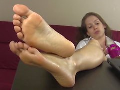 Lelu-love sexy feet..