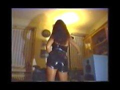 sexy fetish nylon heels girl first @ cam