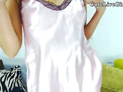 Tiny Tits Hot Step Daughter Toyplaying No 1
