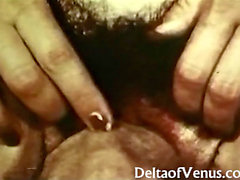 Vintage Porn 1970s - John Holmes & Hairy Teens - Girl Scouts