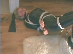 Electra, Catsuit Hogtied