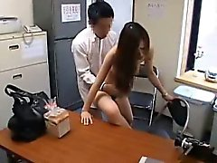 Spycam Milf beim Stehlen erwischt bestrafen 06.
