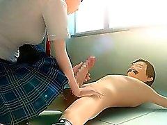 3D kuk Hentai