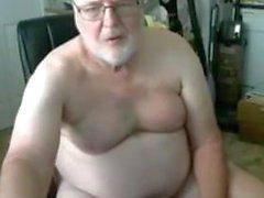 Mostrar el abuelo en la webcam
