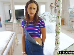 SisLovesMe - Sis Gives Up Her Ass For Payback