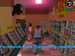 GTA: SA - The Porno Shop ( Pinky DVDs)