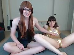 Sexy Teen Trannies Playing 1 - cassianoBR