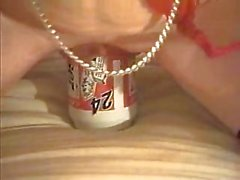 24oz. Budweiser Beer Can Insertion pt. 1