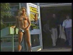 Amateur nude Public