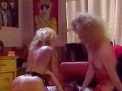Vintage Big Titted Blondes Ride...