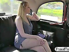 Hottie fucked and creampied not knowing she was being filmed