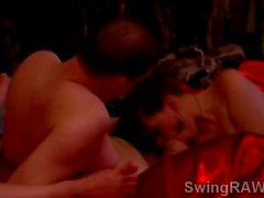 XXX Reality show has real amateur swinger couples in orgies