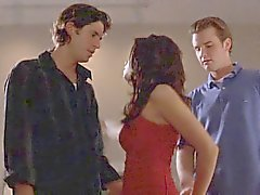 Tamara 2005 (Threesome erotic kiss and dance scene)
