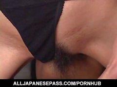 Timoe Hinatsu kam onu çıplak formları poz
