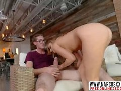 Cultural Mom Karla Kush Lets Slow Cock