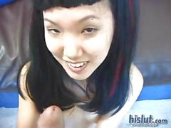 Lystra is an Asian whore