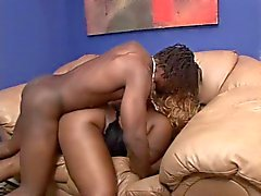 Caution (Black BBW) & Byron Long (Black American)