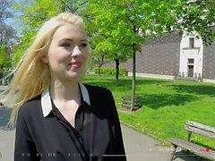 BITCHES EN EL EXTRANJERO - Misha Cross babe polaco turístico follada POV