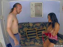 Asian lady Jessica Bangkok has nice boobs and sweet pussy