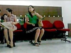 De sexy de Le no Kasih Karunia Ambulatório , Surabaya , Indonésia