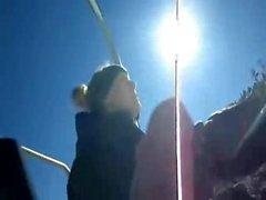 Skiiing POV Blowjob