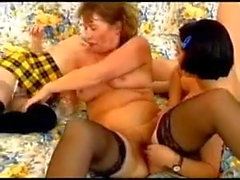 threesome Vintagelesbian