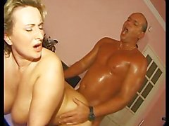 Chubby Euro Mother Gets Fucked