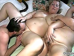 Dirty mature sluts get horny