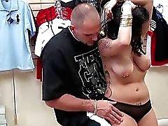 Latina küken Lust abholen eine Geck and fucking