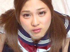 Japanilainen koulupuku Gokkun