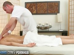 Riely Reid loves happy endings massages