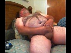 cum papy sur webcam