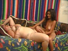 Aloma's Lesbian Desires Part 1