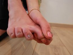 FGF Worship Celias stinky feet HD