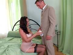 Big Bouncy Bosoms 2 - Scene 3 - DDF Productions