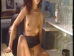 ANAIS aphrodite pretty amateur fucked in the bar