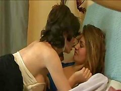 Hot Lesbian Action Part 1of3