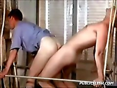 Vintage Gay Twink oral e anal