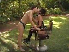 Outdoor latex sex